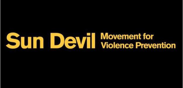 Sun devil movement for violence prevention